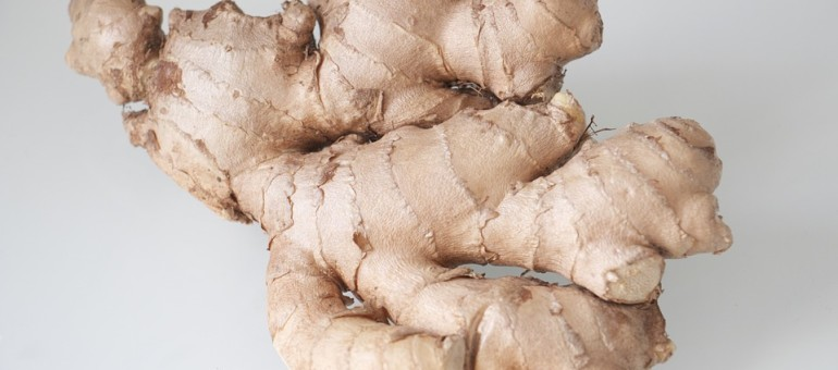 ginger to treat cancer