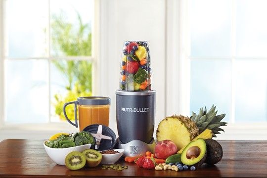 NutriBullet revolutionizes Natural Nutrition