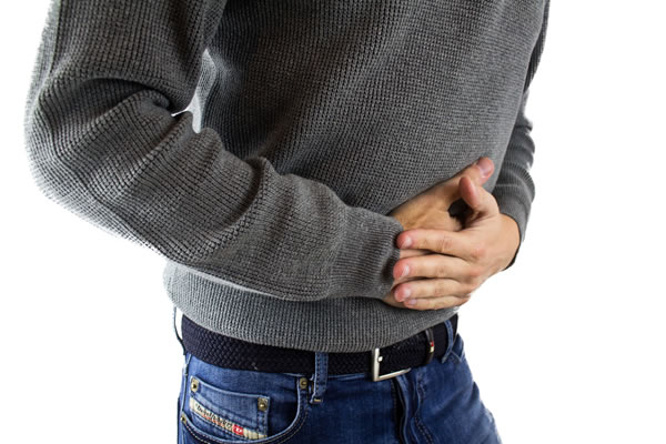 Constipation pain