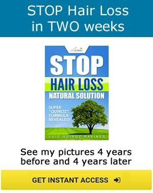 stop hair loss